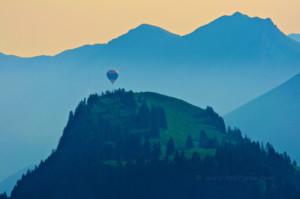 Alpine Sunrise – Fribourg Alps, Switzerland