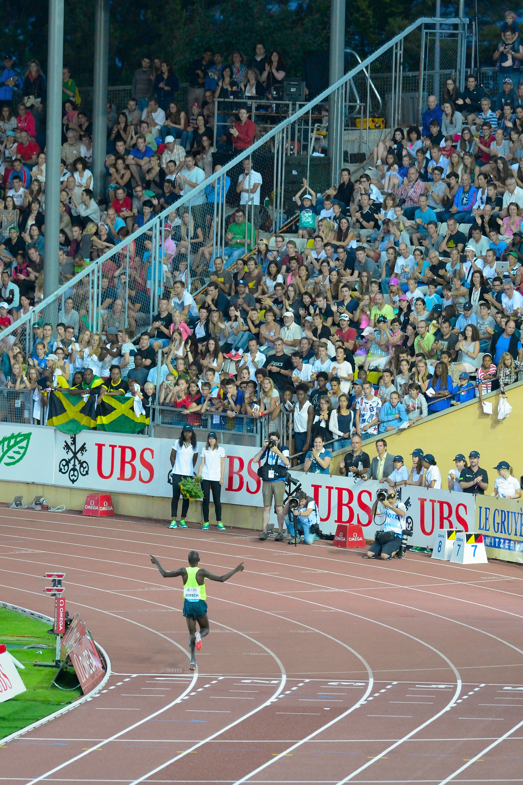 Diamond League Lausanne – Athletissima 2014, Lausanne Switzerland