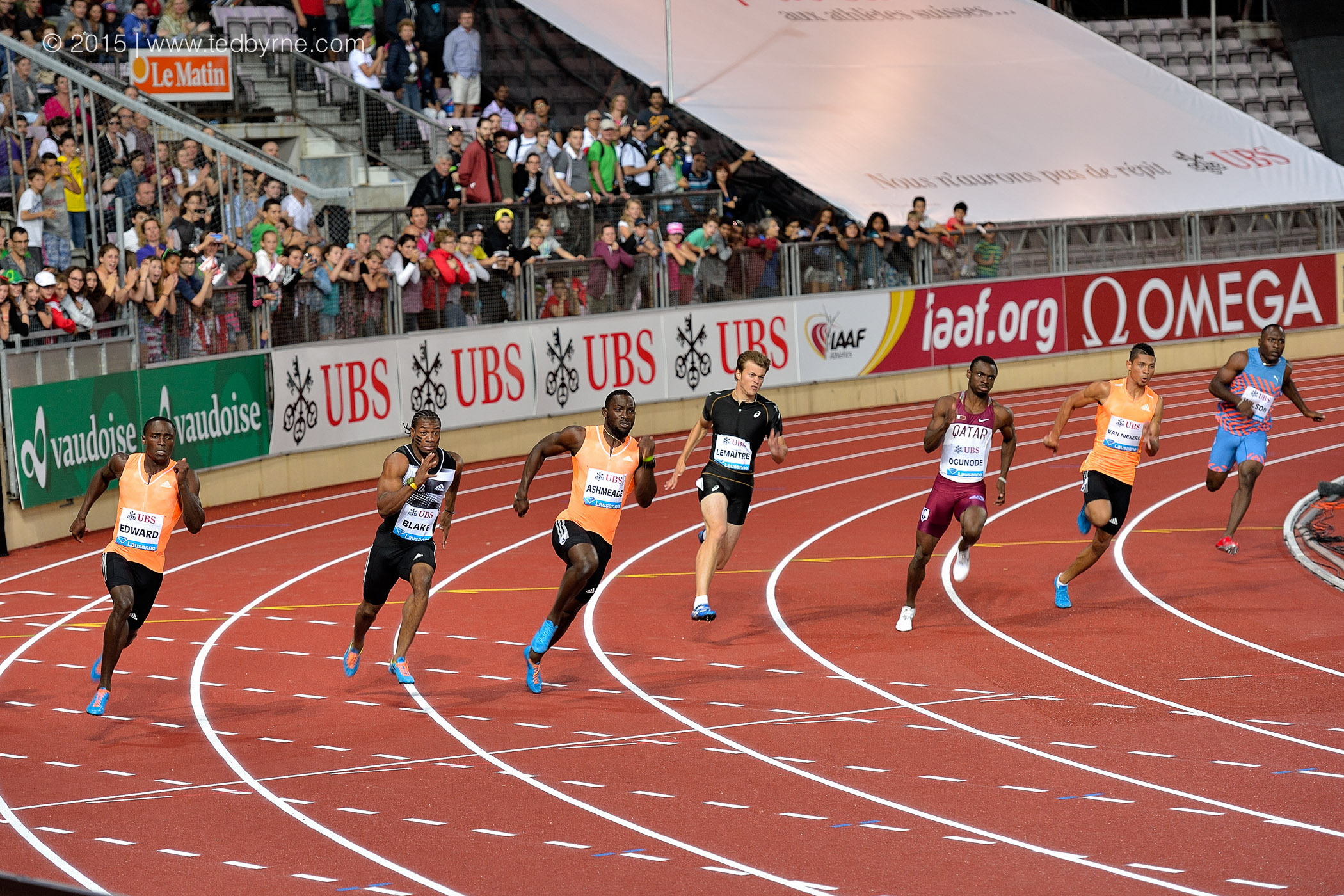 Athletissima 2014, Diamond League Lausanne
