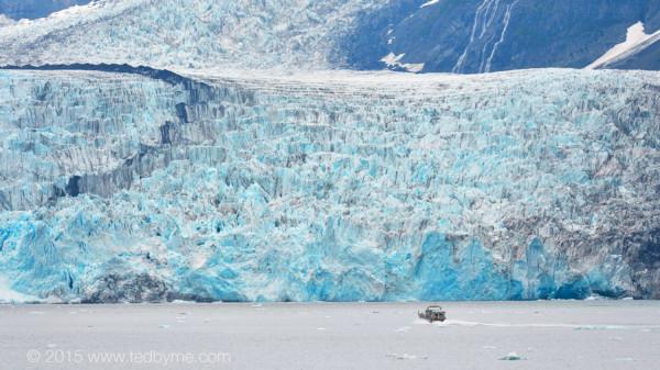 Harriman Glacier – Alaska, USA