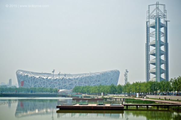 Bird's Nest Olympic Stadium – Beijing, China