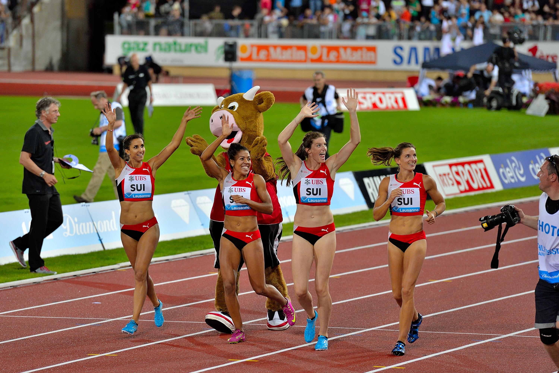 Diamond League Lausanne – Athletissima 2014, Lausanne Switzerland
