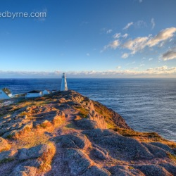 Cape Spear Lighthouse, Newfoundland Canada– Most Easterly point in North America