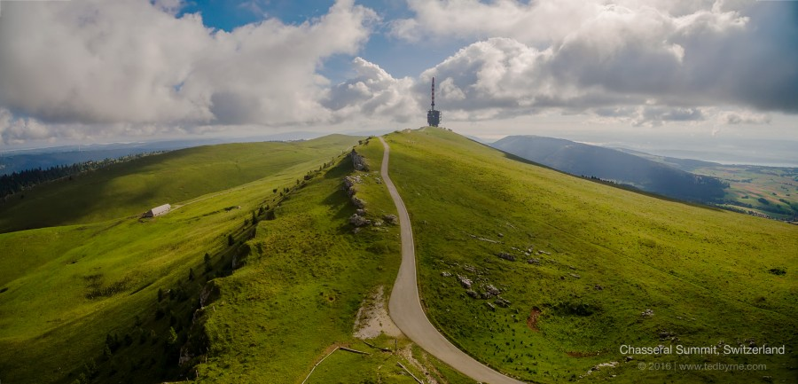 Chasseral Summit Ridge 1607m